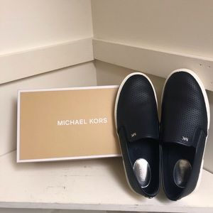 Michael Kors Boerum Double Gore Sneakers